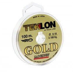 Teklon Monofilamento Teklon Gold 100 metros