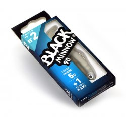 Black Minnow 90 Combo Shore 5g Kaki
