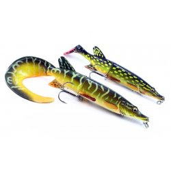 Savage Gear 3D Hybrid Pike 17cm