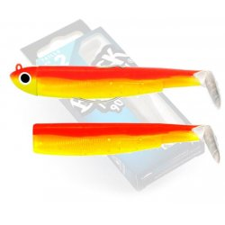 Black Minnow 90 Combo Shore 5g Orange Jaune