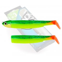 Black Minnow 120 Combo Shallow 6gr Vert Orange