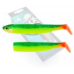 Black Minnow 140 Combo Shallow 10g Vert Orange