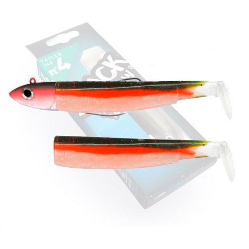 Black Minnow 140 Combo Deep 60g Candy Green