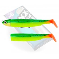 Black Minnow 160 Combo Shallow 15g Vert Orange