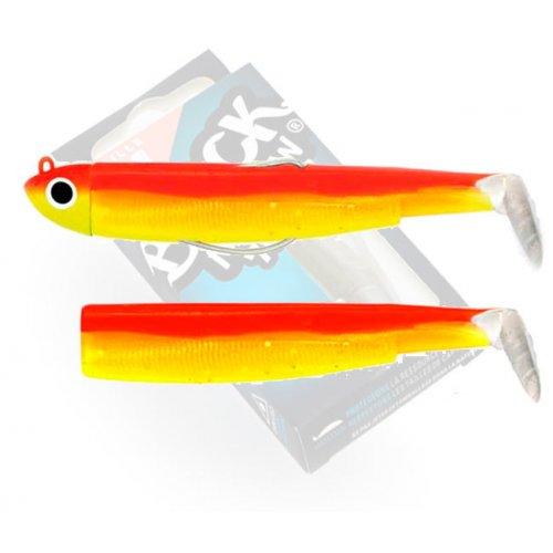 Black Minnow 70 Combo Shore Orange-Jaune 3gr