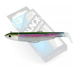 Black Minnow 90 Simple Combo Shore 8gr Green Morning