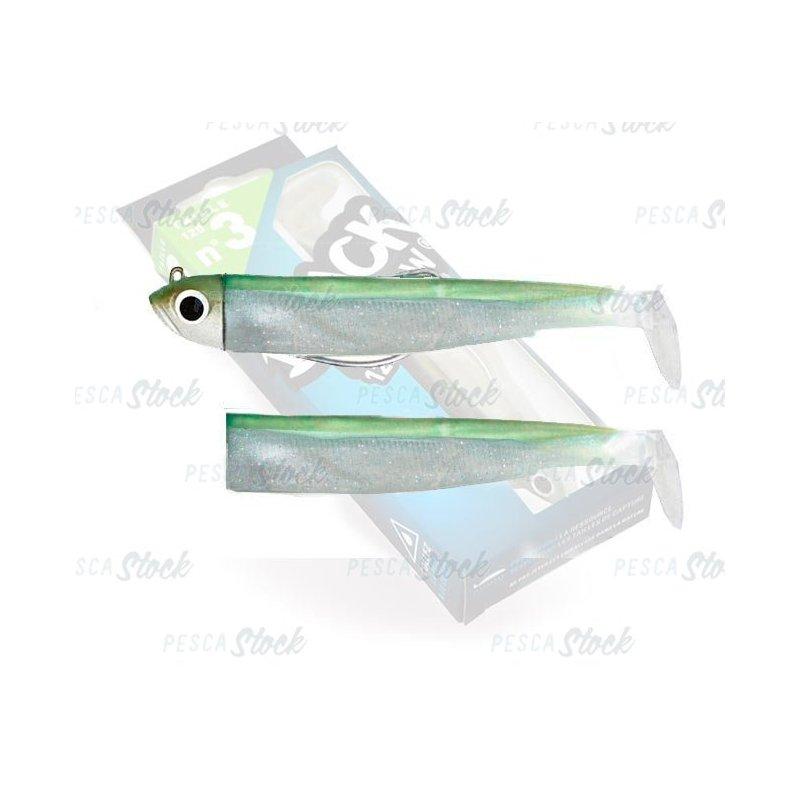 Black minnow 120 shore combo 12g green glitter limited edition spain