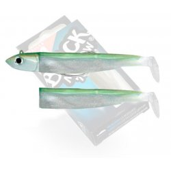 Black Minnow 70 Combo Off Shore6g Green Glitter