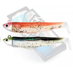 Black Minnow 90 Doble Combo Search 8gr Winne Glitter - Mojito