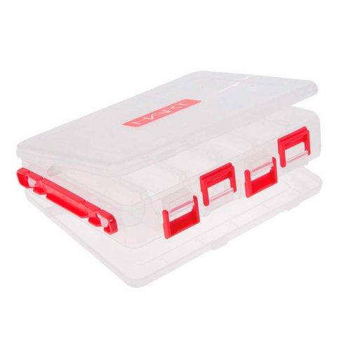 Hart Caja doble para señuelos MHDF2