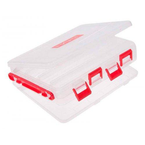 Hart Caja doble para señuelos MHDF3