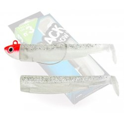 Black Minnow 120 Doble Combo Search 18gr Blue Lagoon - Blue Rose Rattle