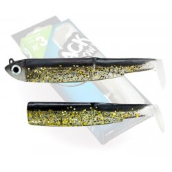 Black Minnow 120 Combo Shore 12g Green Glitter (Edición limitada España)