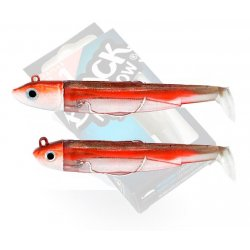 Black Minnow 70 double combo Trucha