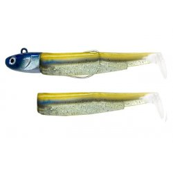 Black Minnow 90 combo extra deep 20gr OR/Bleu
