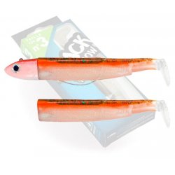 Black Minnow 120 Combo Off Shore 25g Fluo Rose