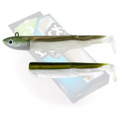 Black Minnow 120 Combo Off Shore 25g Candy Green