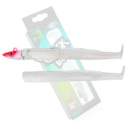 Fiiish Black EEL 150 Combo Shore 20gr Cloudy White RH