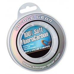 Savage Gear Soft Fluorocarbon 100%
