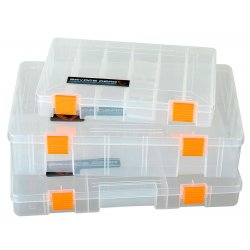 Savage Gear 2 Cajas Lure Box 6 - 23x11x3.5