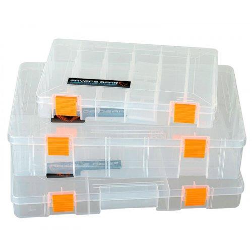 Savage Gear 2 Cajas Lure Box 6 - 23x11x3.5