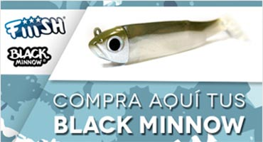 Comprar black minnows